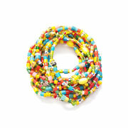 Authentic African Christmas Beads 3-5mm 40 Strand.