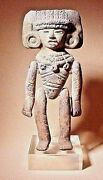 Pre-columbian Articulated Teotihuacan Figure Ex Sothebyand039s And03980