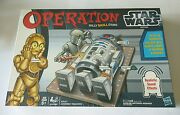 Operation Star Wars Edition Game New And Sealed Awesome Game Ages 6+