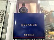 Rochas Byzance Gift Set With 100 Ml Edt Spray And 200 Ml Satin Caresse Body Lotion