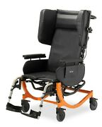 Broda Seating New Encore Pedal Chair Wheelchair 16and 18 Width Model 48 V4