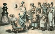 1870's - 80's Bixby's Royal Polish Lot Of 5 Victorian Trade Cards P139