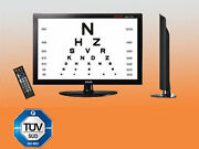 Lcd Visual Acuity Chart System Pheripheral Snellen Charts Maddox Test