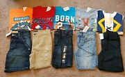 Nwt Boys 10 Piece Summer Clothing Lot-size Xs/4