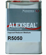 Alexseal Boat Paint - Topcoat 501 Brush Or Spray Reducer Gallon Or Quart