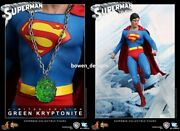 Exclusive Hot Toy Superman Movie 1/6 12action Figure Christopher Reeve Sideshow