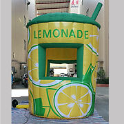 12ft.tall Commercial Inflatable Lemonade Concession Stand Event Drink Tent Booth