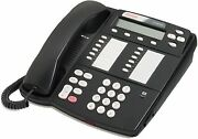 10 Refurbished Black 4612 Ip Office Phones D01, 50 Available