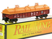 Mth 30-72189 Southern Pacific Sp Gondola W/coil Cover 320168 2017 C10