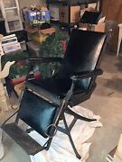 Antique Mcdannold Medical Surgical Chair Museum Quality St. Louis World's Fair