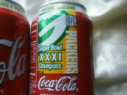 Green Bay Packers Coca Cola Superbowl Xxxiandnbsp 6 Pack