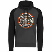 Officially Licensed Gas Monkey Garage Custom Hot Rods Baseball Hoodie S-xxl Size