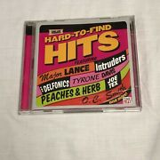 Time Life Presents Hard-to-find Hits - 2 Cd - Original Recording