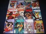 Wonder Woman Dc New Full Run 0-52 Annual 1 Futures End 1 And More Dc Comics