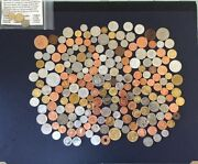 200 Different Countries World Coin Money Collection Great Value Free Ship