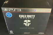 Call Of Duty Ghosts Prestige Edition Playstation 3 Ps3 Sealed Gift Quality New