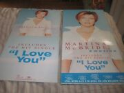 Martina Mcbride-emotion-1 Poster Flat-2 Sided-12x24 Inches-nmint-rare