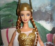 Princess Vickings Barbie Dolls Of The World Collection From 2003 By Mattel B6361