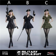 Fire Girl Toys Fg070 Us Army Style Seamless Pantyhose Series 1/6 Scale Figure