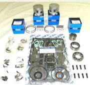 😊outboard Chrysler / Force 120 Hp 96-99 Rebuild Kit Top Guided Rod 640 - 96