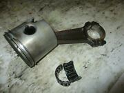 Mercury Blackmax 150hp Outboard Starboard Piston And Rod 83134s 644-818141