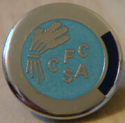 Chester City Vintage Supporters Association Badge Maker Fattorini And Sons