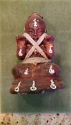 Guman Thong Statue From Thailand--5 Inches Tall