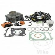 Ktm Duke 125 Cylinder Barrel And Piston Kit Top End Exhaust 160cc