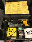 Bostitch Powder Actuated Fastening Tool For Steel Concrete Masonry Free Ship
