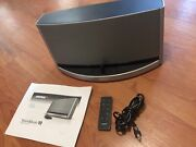 Bose Sounddock 10 Bluetooth Speaker System Great Bose Sound Excellent Condition
