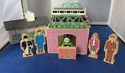 Thomas And Friends Wooden Railway Tunnel And Come Out Henry Train Set Sad Face