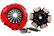 Action Clutch Stage 5 Metallic Sprung Kit For 02-08 Mini Cooper S 1.6l 6spd S/c