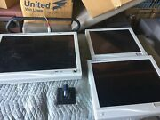 Stryker Monitor - Total Of 3 / No Power Cords / Parts Only No Returns