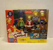 Simpsons Family Christmas Tru Exclusive