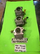 Mercury Mariner Outboard 40hp Carb Carburetor 2stroke 1996 Up 3cly