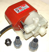 March Air Conditioner Pump 115v Lc-2cp-md - Free Shipping