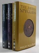 Philip Pullman / His Dark Materials The Golden Compass The Subtle Knife 2000