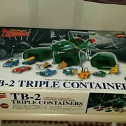 1 350 Scale Tb-2 Thunderbird Triple Container Unassembled Plastic Model Toy 0n