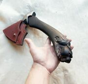 Collectible Gift Axe Panther Tool For Countryside Camping Bbq Picnic