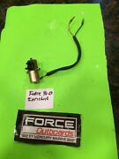 Force Outboards 40hp Fuel Inricher Choke Solenoid 50hp 70hp 75hp 90hp120hp 150hp