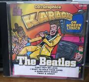 Karaoke Beatles Cd + Graphics , The Singing Machine , Can't Buy Me Love And More