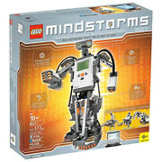 Lego Mindstorms Nxt 8527-new Factory Sealed-free Shipping