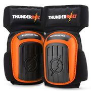 Thunderbolt Knee Pads For Work Construction Gardening Flooring And Carpentry