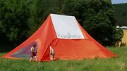 Waterproof Event Family Camping Beach Yard Patio Party Double Star Stretch Tent