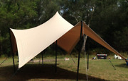 Waterproof Commercial Wedding Event Beach Camping Yard Bedouin Stretch Tent New