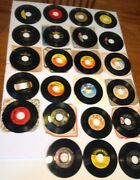 Lot Of 45 Records Oldies Rock Soul