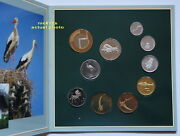 Slovenia, Official Mint Set 2003, Proof, Currency Tolars, 10 Coins, Very Rare