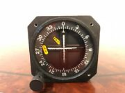 Narco Indicator Id-825 With Glideslope With Faa Form 8130-3