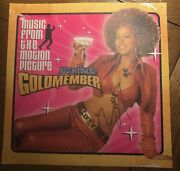 Beyonce Signed Austin Powers Goldmember 12 Poster Flat