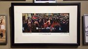 74th Academy Awards Photo In Front Of Dolby Theatre And Signed By Art Steinber